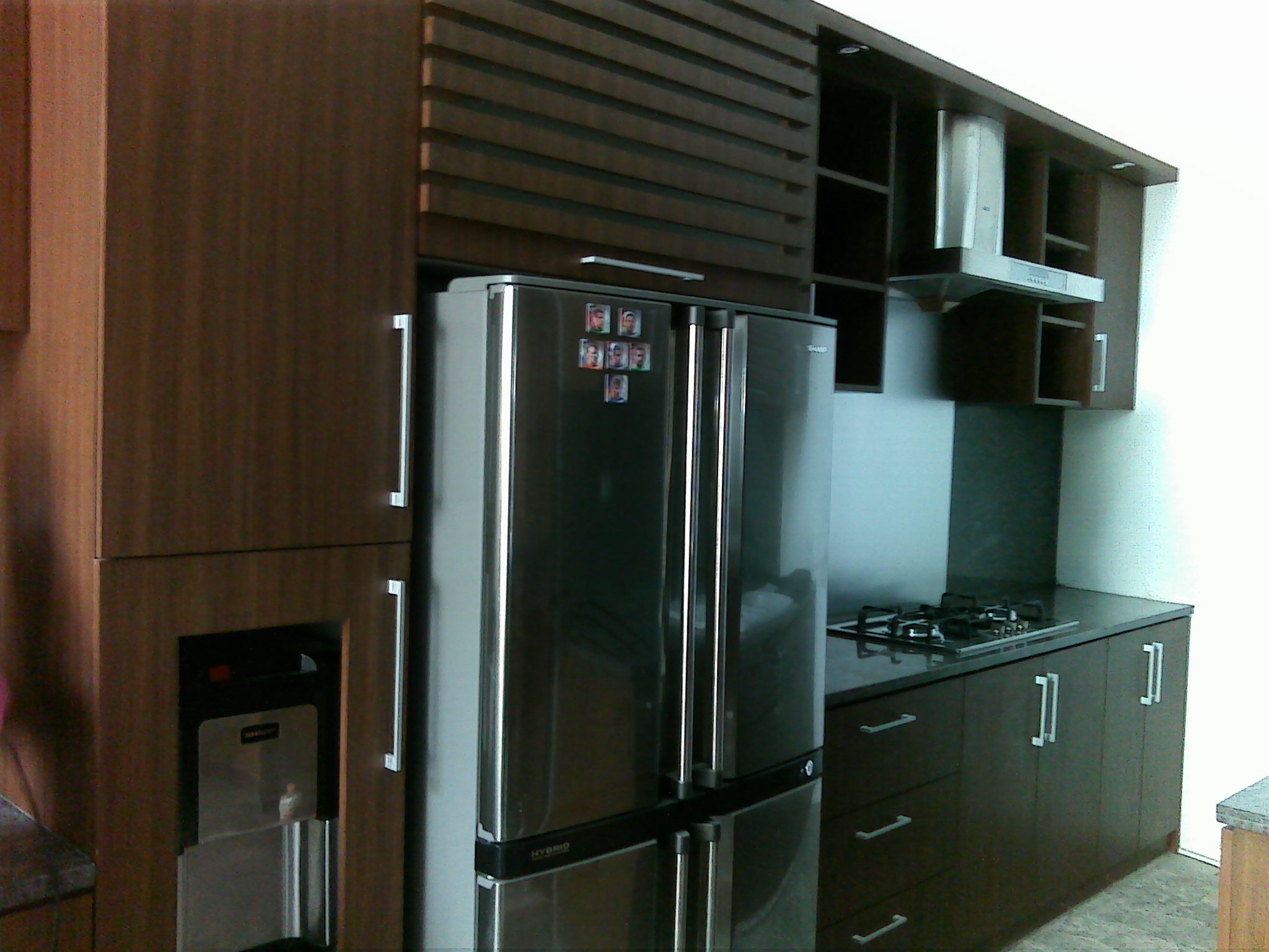 Kitchen set minimalis jasa pembuatan kitchen set for Kitchen set tangerang