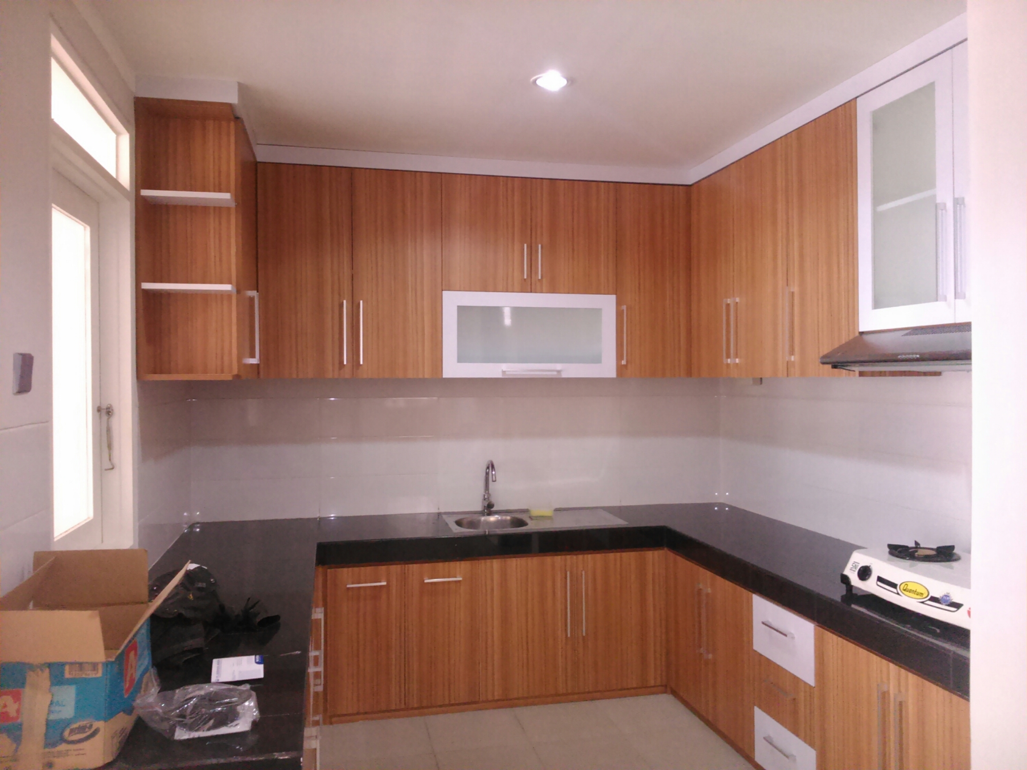 Jasa Pembuatan Kitchen Set Minimalis Wardrobe Kabinet Tv Partisi